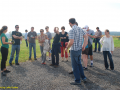 group at Freshkills landfill site