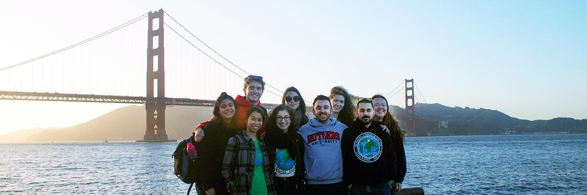 RUGS group near bridge