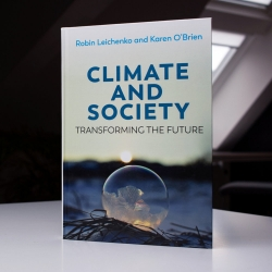 Recently published: Climate and Society: Transforming the Future